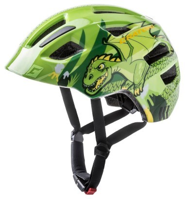 Шлем Cratoni Maxster Green Dragon S-M (51-56 cm)